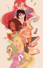 Disney high Volume 1 by NiladxxGita