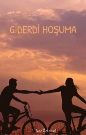 Giderdi Hoşuma~Texting by Naz_Oztemel_