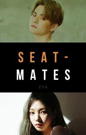 Seatmates by zzziya