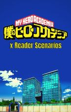 My Hero Academia x Reader Scenarios by Curseblood17