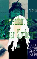 Descendant of Salazar Slytherin by AmberDrummond