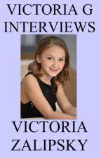 Victoria G Interviews Victoria Zalipsky by HelloVictoriaG