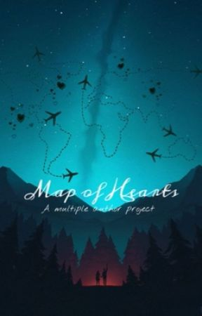 Map of Hearts: a Multiple Author Project by xoxoconstellations