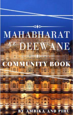 Mahabharat ke deewane by _mahabharat_