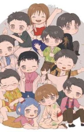 [188 BoysGroup] Summer Limited Series by Jiang__