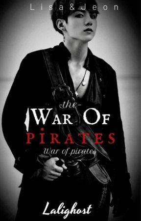 War of pirates   liskook by lalighost_