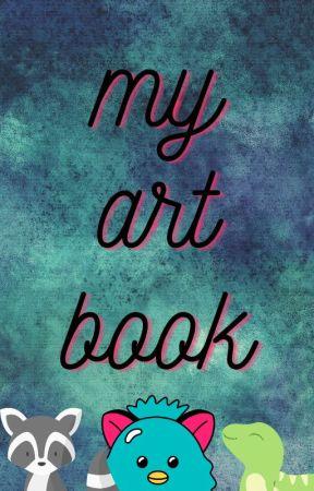 my art book by Wildfoxwolf1