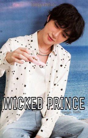 Wicked Prince: Taegyu by TaegyuDelulu