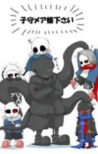 Nightmare's Gang Has A Child Now  by Todoroni_And_Cheese