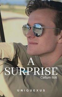 A Surprise ⇢ Callum Ilott cover