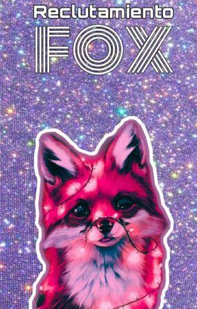 Reclutamiento Fox by editorialfox