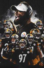 Steelers//Juju Smith-Schuster by wallenswife11