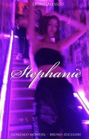 Stephanie | G.Montiel - Bruno Zuculini  by xLionelMessi10x