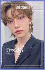 Freckles by skztosmile