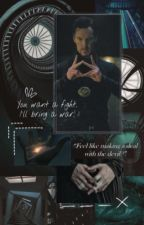 Dr. Strange x Reader - Daughter of the Arts  by fan-of-the-fandoms
