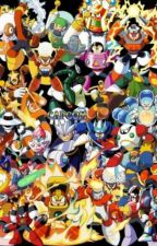 """The """"Ultimate Legends"""" Of The Robot Masters by UltraRiderFire408"""