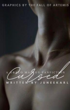 Cursed | Draco Malfoy, 18+ by juneekarl