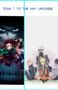 Team 7 to the KNY universe cover