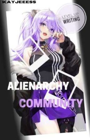 Alienarchy Writing Community by KayJeeEss_Official