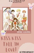 From the shy to confident type (Ouran High School Host Club x Reader) by hinatasbread