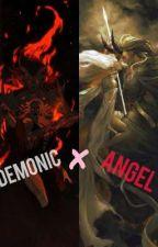 Demonic Angel by Jiminshi452