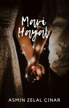 Mavi Hayal by asminw16