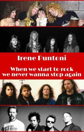 In tour con i Metallica- diario di viaggio by IreneBlackDiAngelo