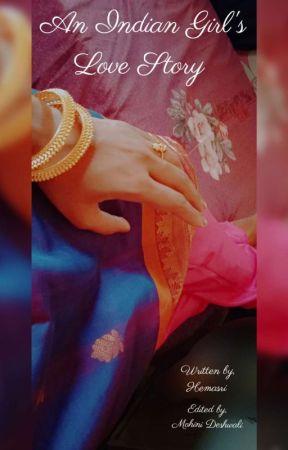 An Indian Girl Love Story by hemasri27