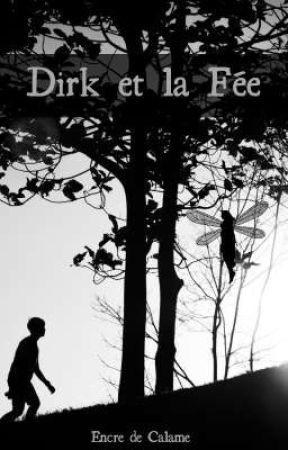 Dirk et la Fée by encredecalame