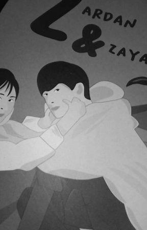 Zardan & Zaya (END) by Secrettaa