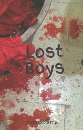 Lost Boys by cumsxtlarry