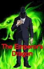 The Emperor's Dragon by Jade_Tatsu