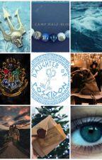 Alexandra Jackson in Hogwarts by hogwartsxCHB