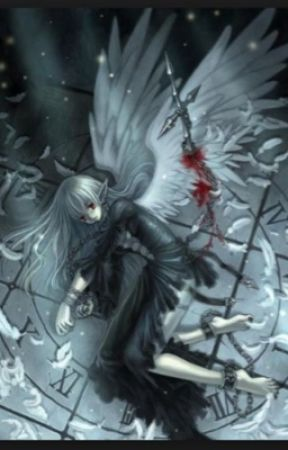 A Fallen Angel by Candyname2013