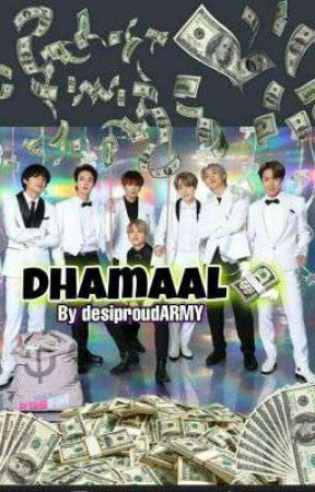 DHAMAAL💸 ft.BTS (slow updates) by desiproudARMY