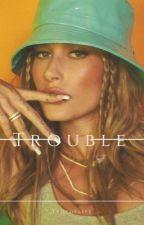 Trouble • Tiktok by tvdfoflife