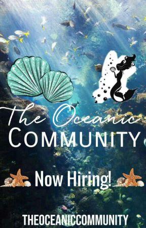 The Oceanic Community [Hiring] by TheOceanicCommunity