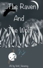 The Raven and The Wolf by Void_vacancy