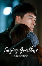 Saying Goodbye by binjintingz