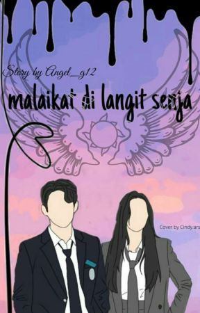 Malaikat dilangit Senja by Angel_g12