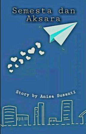 Semesta & Aksara by AnisaSusantiSyt