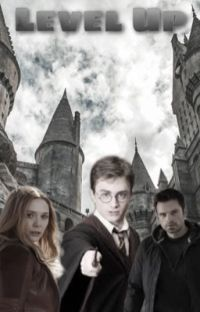 Level Up   Harry Potter + Marvel Crossover cover