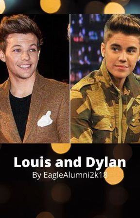Louis and Dylan by EagleAlumni2k18