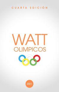 Premios Wattolímpicos 2021 cover