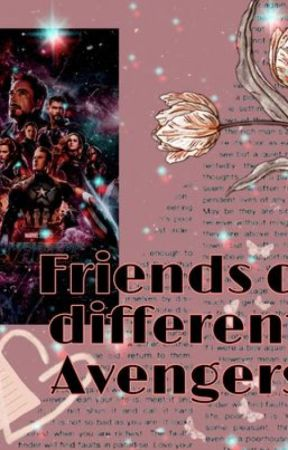 Friends from different Avengers by Logika31