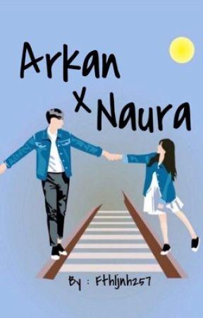 Arkan X Naura by Fthljnh257