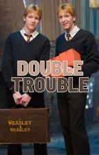 🧡Double Trouble🧡 (Fred and George Weasley fanfiction) by anonym2543