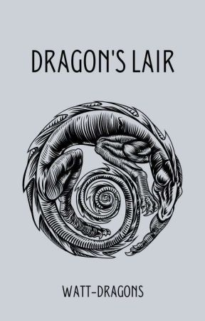 A Path to The Dragons' Lair by Watt-Dragons