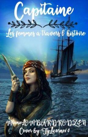 Capitaine  by MlanieLOMBARDRODZEN