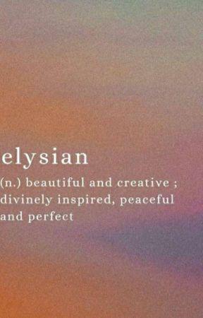 elysian: a rp book by keiraaurora_
